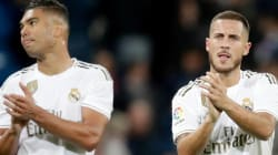 Real Madrid players test positive for coronavirus