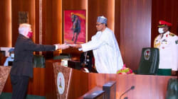 Buhari receives new ambassadors from Belgium, 3 others