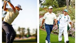 Japanese golfer Matsuyama wins first Masters