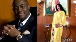 Fani-Kayode sparks dating rumours with Egyptian lady