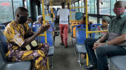 Lagos residents call for COVID-19 protocols in public transport