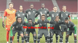 Super Eagles Second Most Valuable Team in Africa, 21st in The World