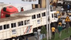 #EndSARS: Anarchy in Lagos as RRS vehicles vandalised, officers injured