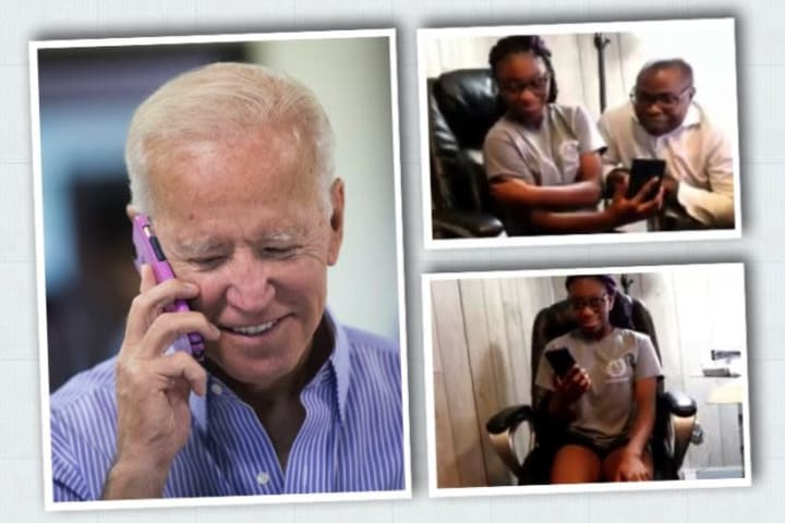 Biden invites Nigerian family to White House in a surprise phone call [Video]