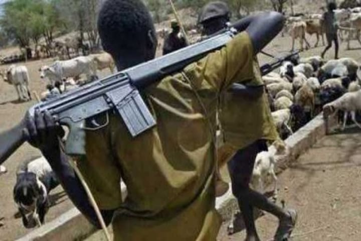 Kogi: Egbe farmers protest against herdsmen
