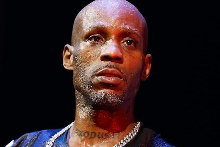 Official: Rapper DMX is dead