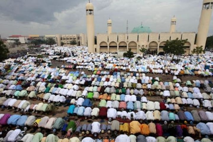 Eid-el-Maulud: Muslims urged to preach peace