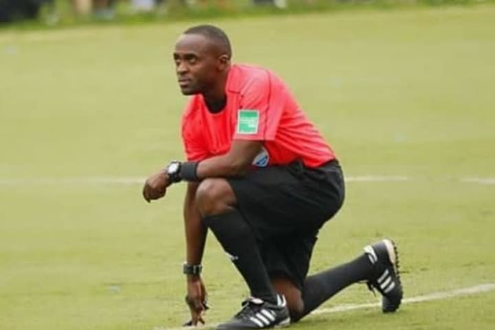 Kenyan Maths teacher Kamaku to referee Nigeria, Sierra Leone match