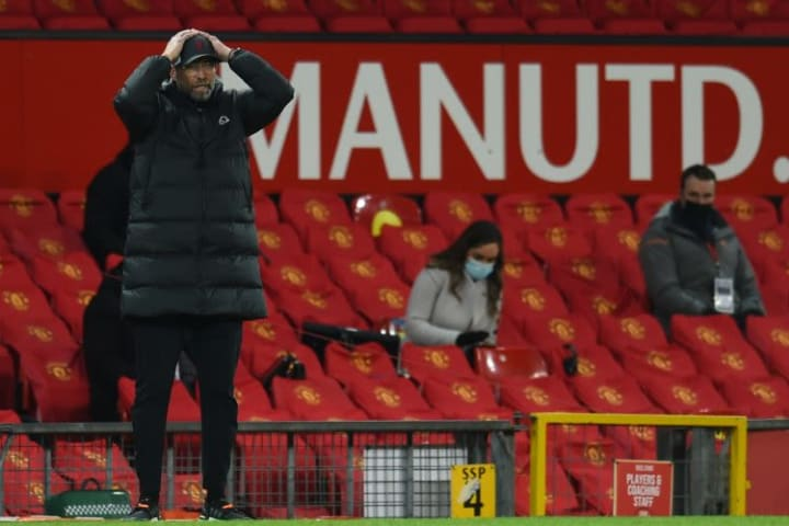 Manchester United 3-2 Liverpool: Jürgen Klopp's reaction