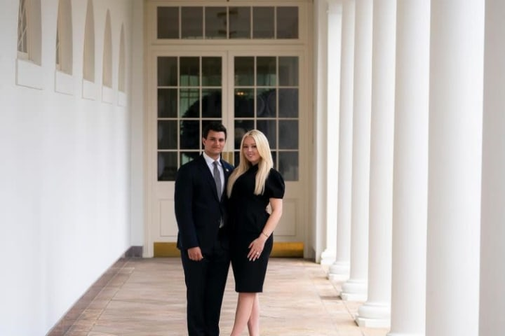 Tiffany Trump engaged to Nigerian-trained fiance, Michael Boulos