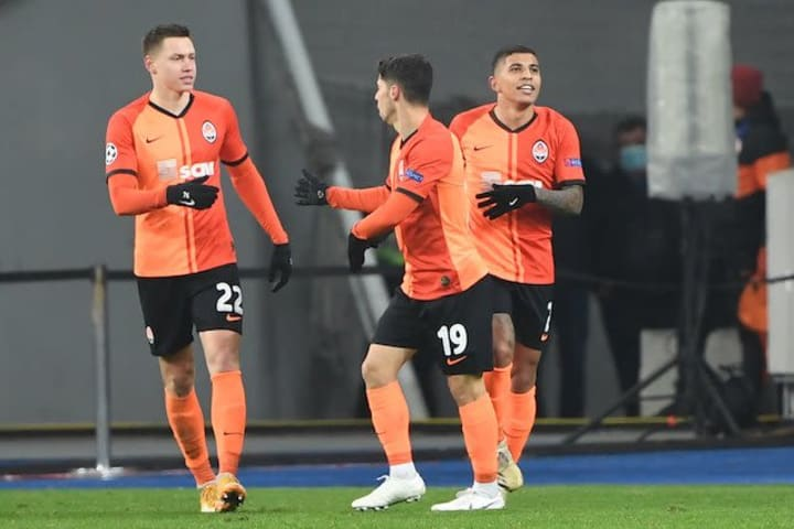 Madrid stunned by Shakhtar for the second time