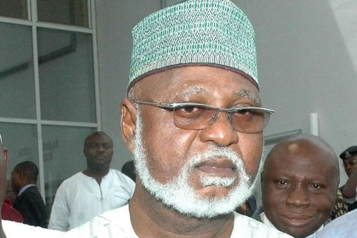 Abdulsalami Abubakar to youths: Leave the streets