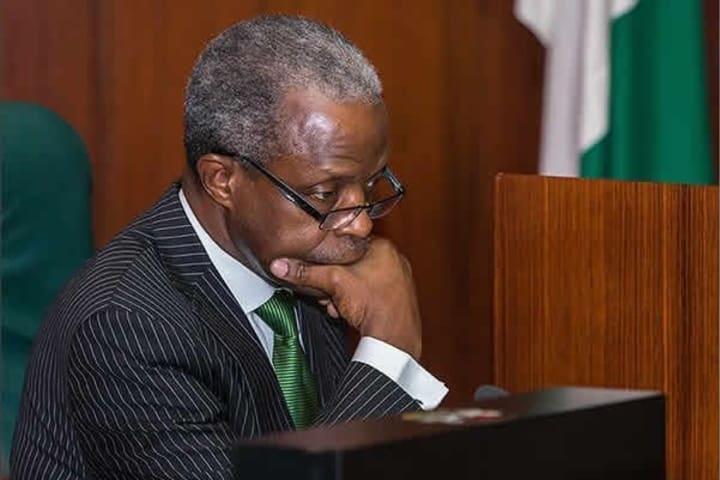 Osinbajo says Buhari will rejig Nigeria's security architecture