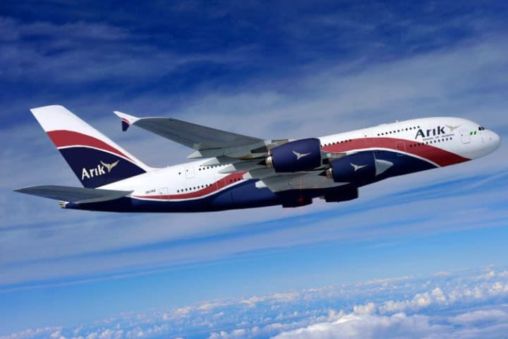 Arik Air extends flight cancellation amid curfew