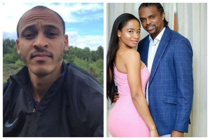 Odemwingie accuses Kanu's wife Amara of 'chasing him'