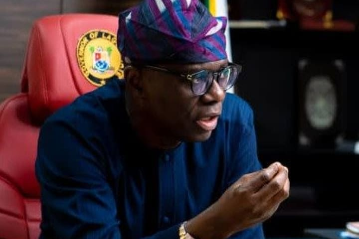 You 'act copy and paste' in governance – PDP blasts Sanwo-Olu over curfew