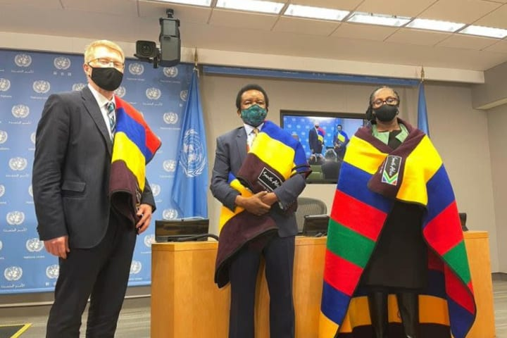 South Africa chairs UN Security Council