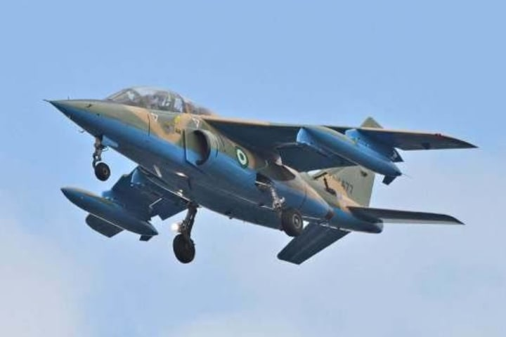 Air Force hits Boko Haram camps in revenge strikes