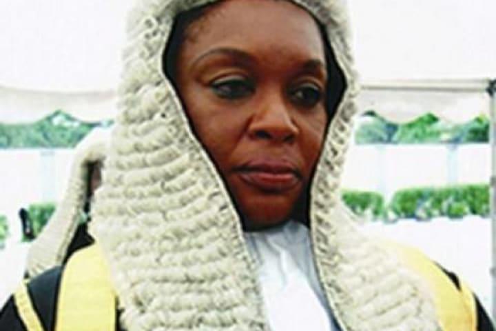 Wrongful dismissal suit: Justice Ofili-Ajumogobia floors NJC in court