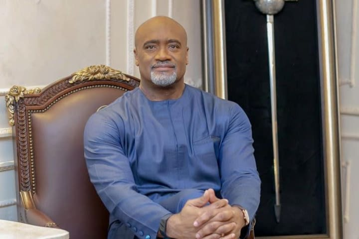 Ifeanyi pens love message to Paul Adefarasin