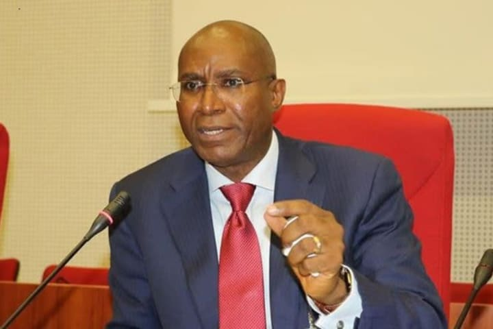 Omo-Agege begs Niger-Delta militants to rethink attack
