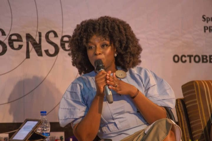 #EndSARS: Buhari's government is ineffectual – Chimamanda Adichie