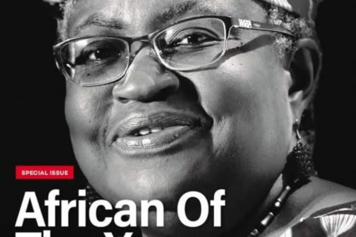 Okonjo-Iweala dedicates Forbes-CNBC award to Africa
