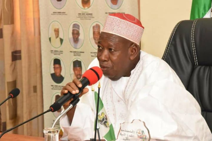 Ganduje meets with Kano Emirs over COVID-19