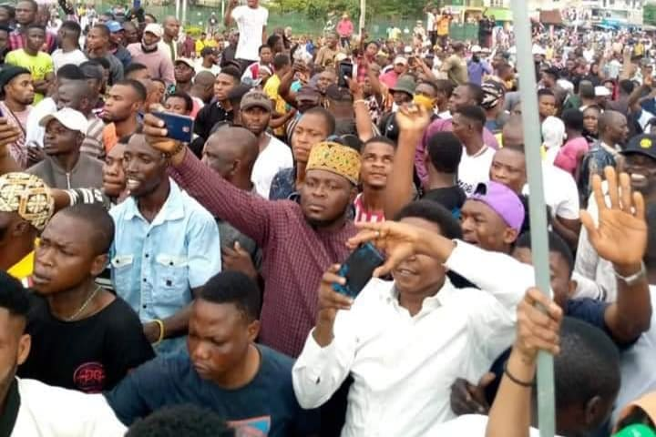 EndSARS Protesters Call Off Protests In Osun