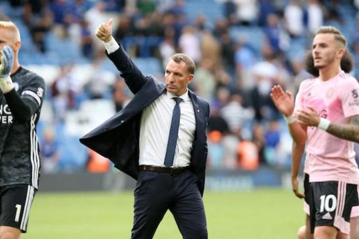 Why Leicester defeated Chelsea – Brendan Rodgers