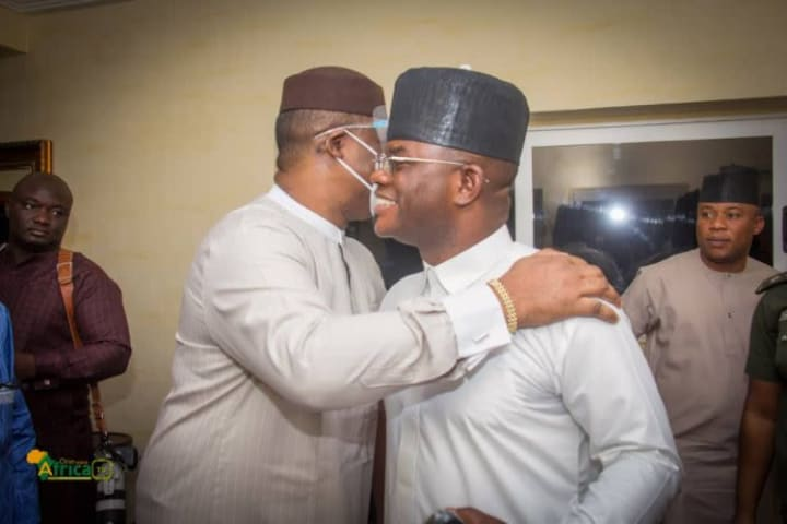 Fani-Kayode to Yahaya Bello: You are an Idiot, accursed slave