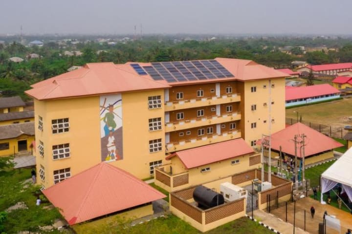 Sanwo-Olu commissions 110-bed maternity home, housing scheme in Badagry