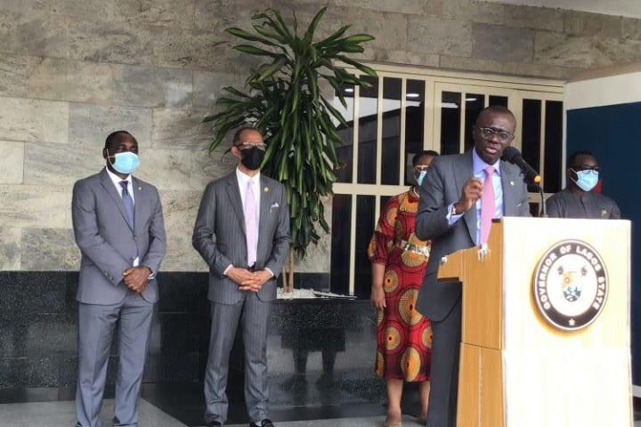 Breaking: Any malaria-like symptoms should be considered COVID-19 – Sanwo-Olu