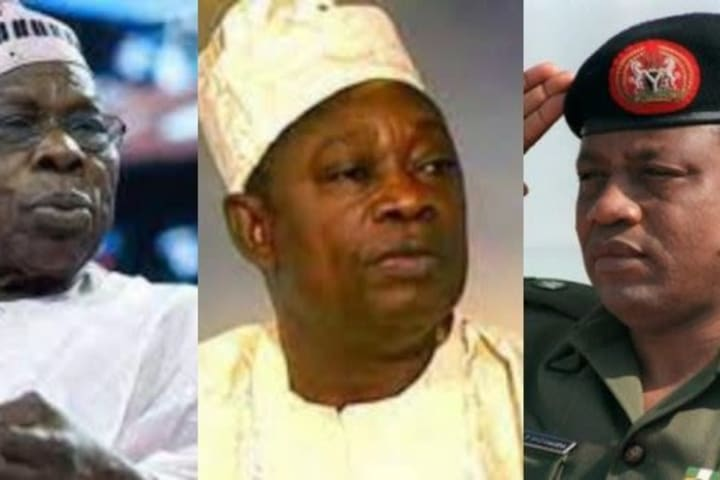 Obasanjo: How IBB's 'bad belle' stopped Abiola from becoming president