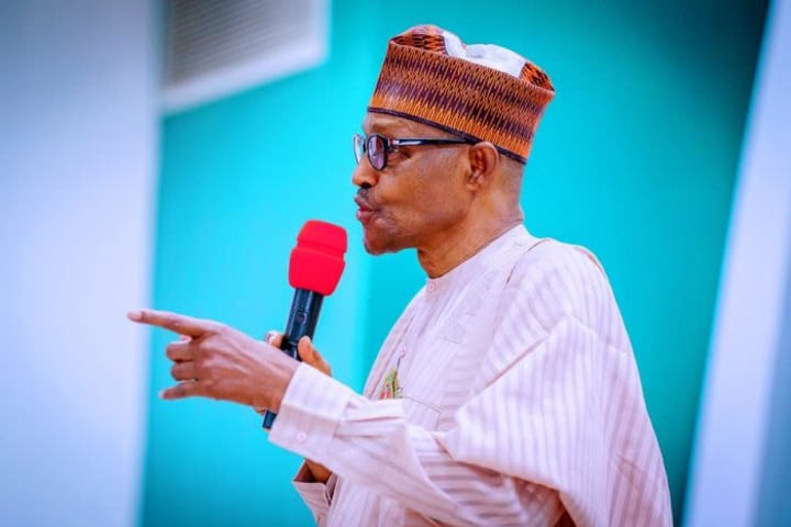 Buhari restates commitment to regional peace