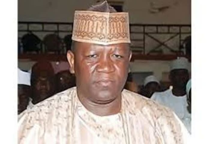 Shame: Ex-Governor Yari forfeits $669,248 to Federal Government