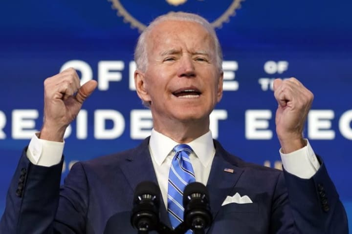 Biden's immigration bill gives hope to illegal immigrants