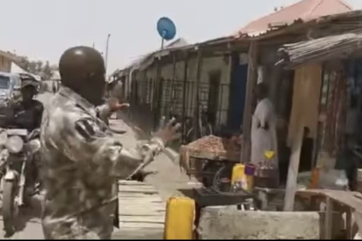 Damasak retaken from Boko Haram by Nigerian troops [Videos]