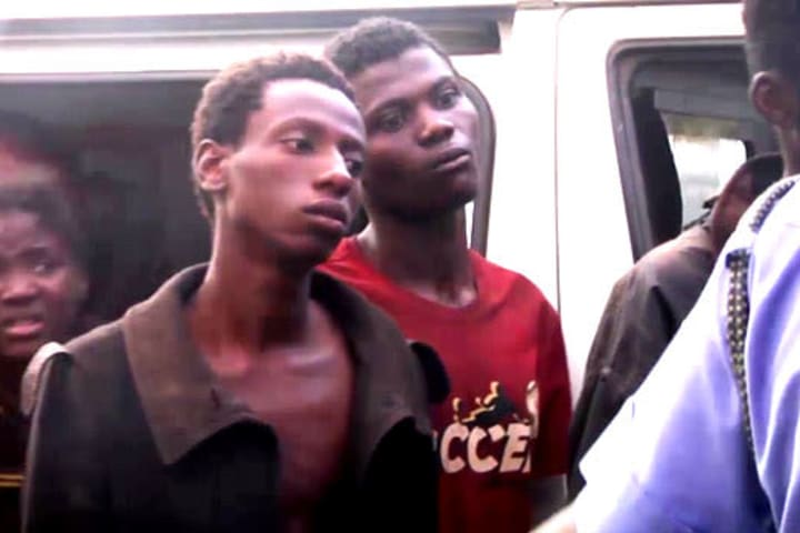 Buhari begs for captured Greenfield University students