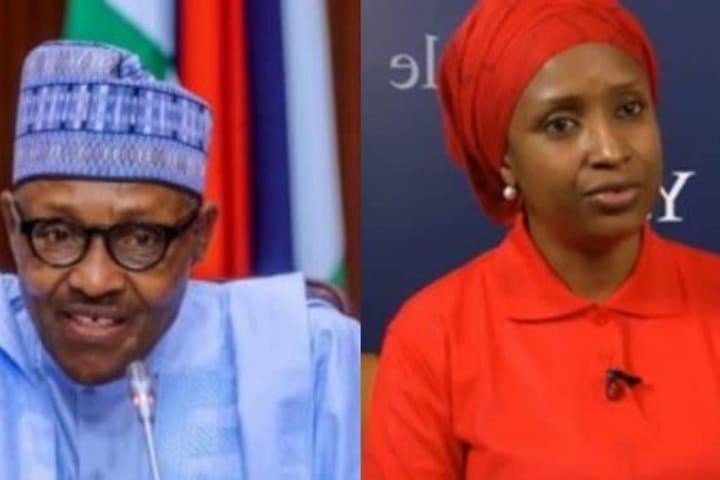 JUST IN: Buhari re-appoints Hadiza Usman as NPA MD