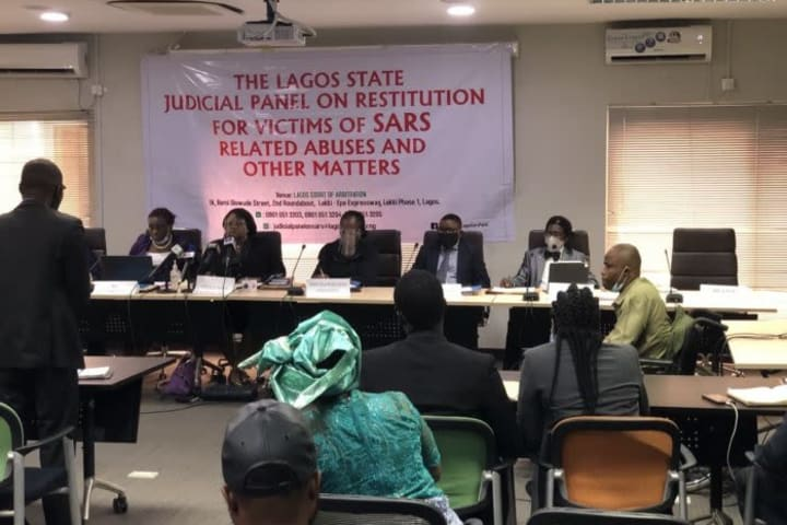 #EndSARS: Lagos Judicial panel delivers first judgment