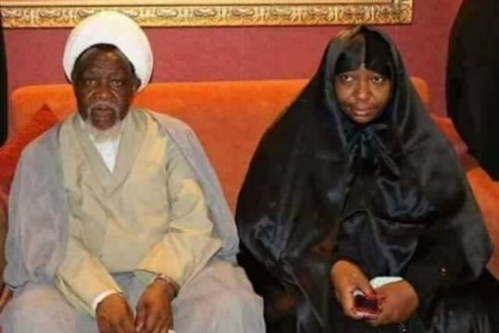 El-Zakzaky's wife tests positive for COVID-19 in prison