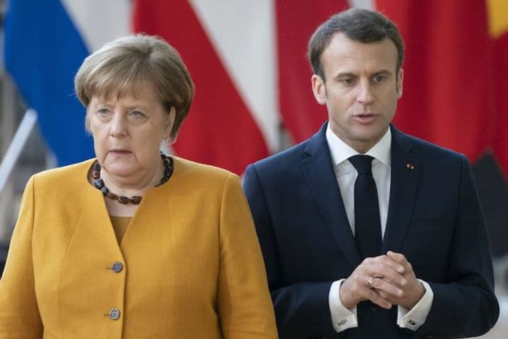 France, Germany set for new COVID-19 lockdowns