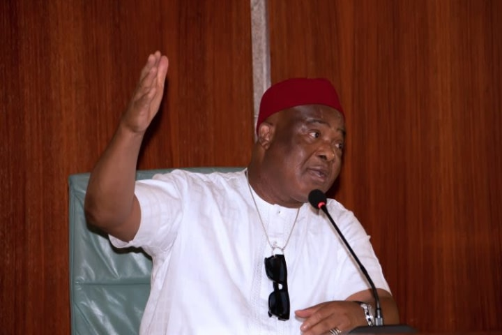 COVID-19: Gov. Uzodinma cries to Buhari over increase in cases, deaths in Imo