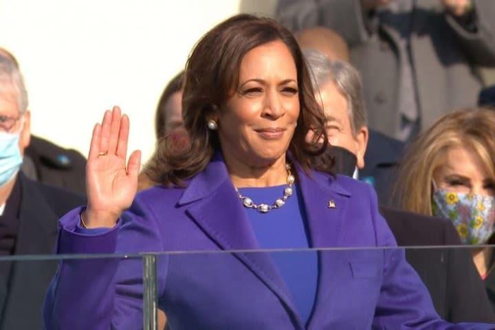 Breaking: Kamala Harris sworn-in as US Vice President