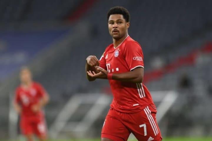 Bayern okays Gnabry's return after Coronavirus scare