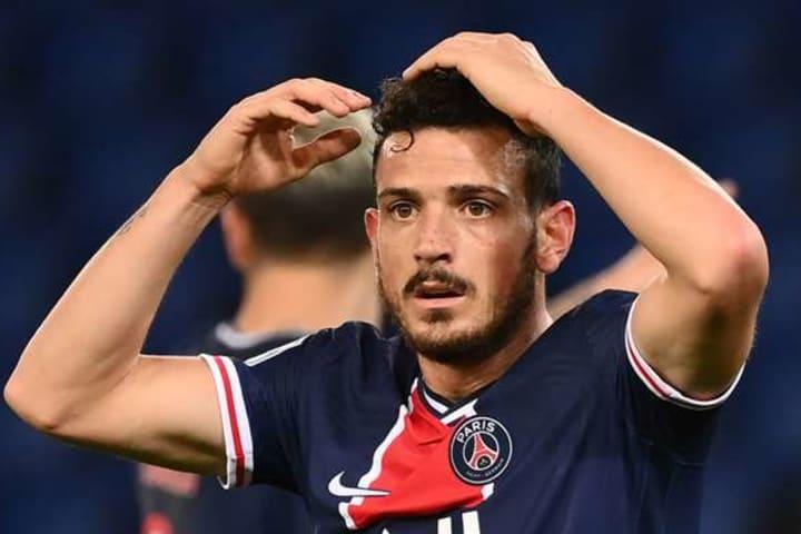 Florenzi PSG defender fails COVID-19 test