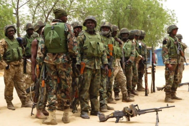 Nigerian troops repel bandits on notorious Kaduna-Abuja highway