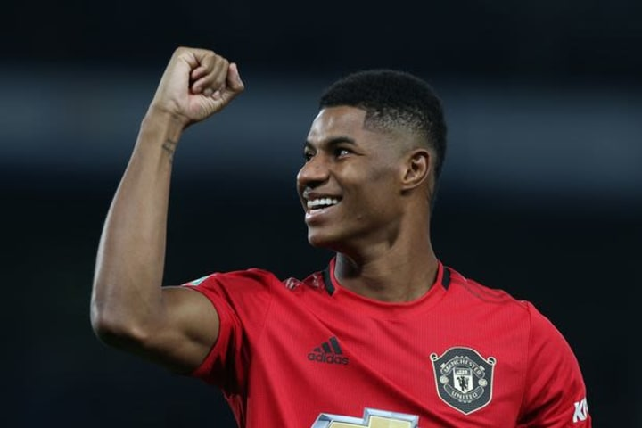 Free School Meal: Rashford slams UK Government