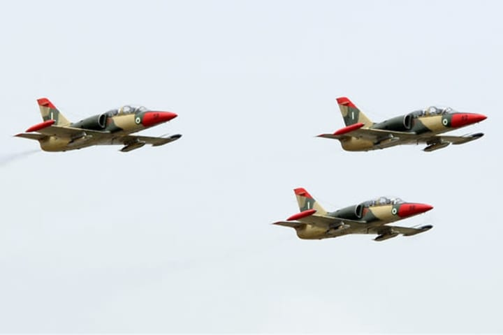 Dozens of bandits killed in air strike in Kaduna